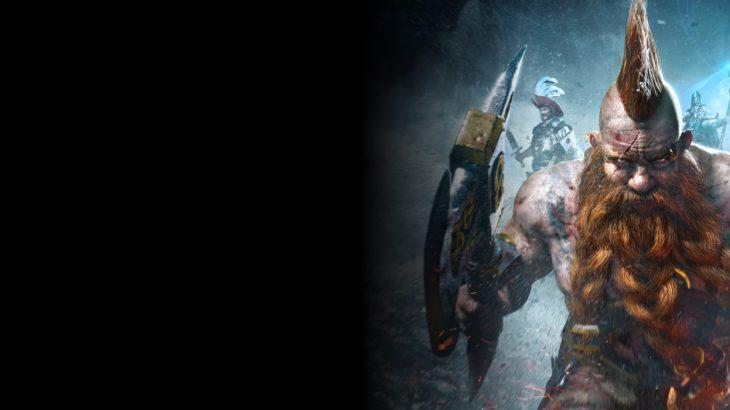 ハック&スラッシュRPG『ウォーハンマー:Chaosbane』がPS4に登場!