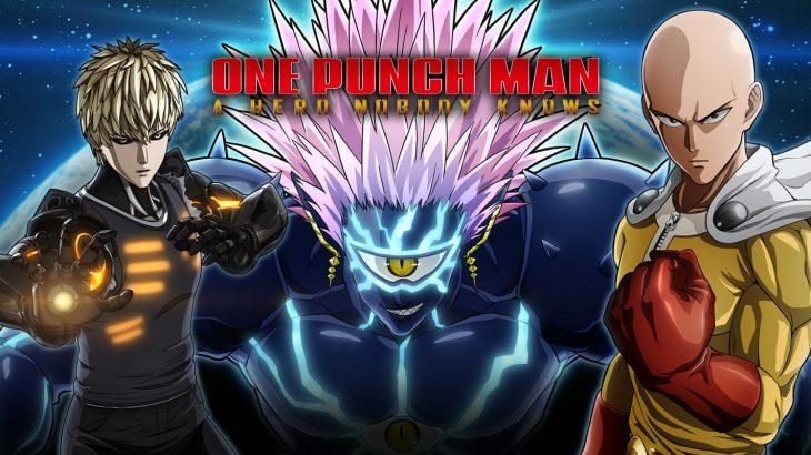 これであなたもヒーローに!?ONE PUNCH MAN A HERO NOBODY KNOWSを紹介!