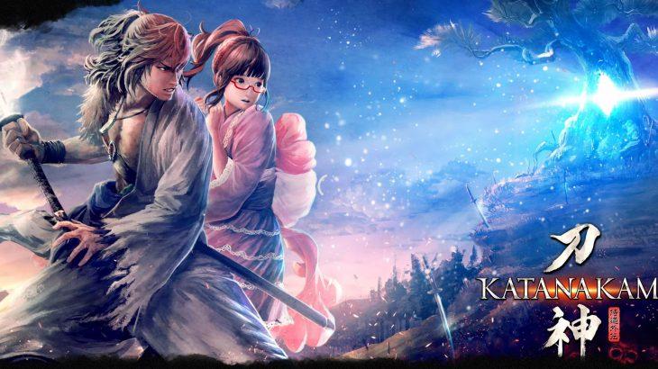 和風剣術アクションRPG「侍道外伝 -KATANAKAMI- 」のゲームシステムなど紹介!